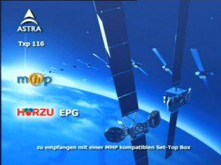 12670 V 22000 5/6, ident: HOERZU DIGITAL 22/01/04: BundTV from Germany ...
