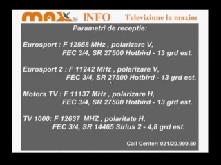 alexmusic net - Television Pages - Satellite