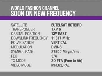 World Fashion TV - online TV channel - Free Download Windows Software